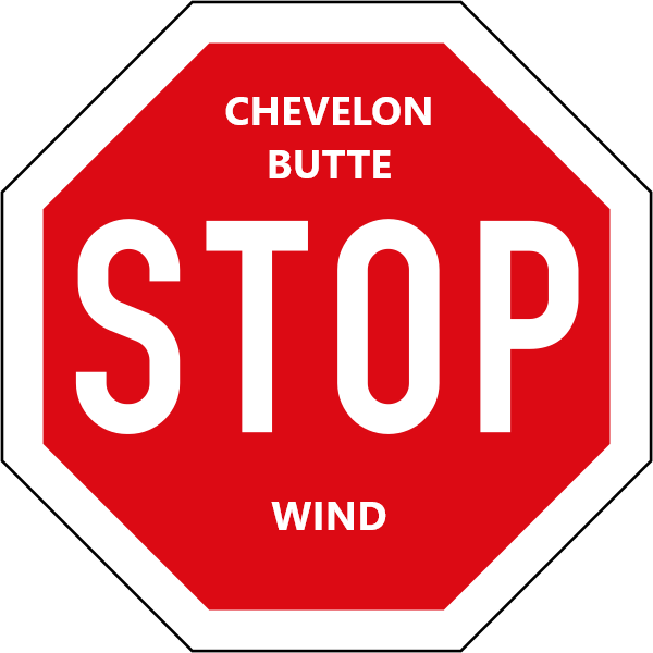 STOP Chevelon Butte Wind Farming Project